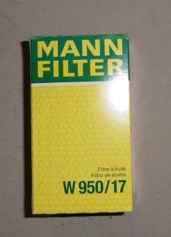MANN FILTER W950/17